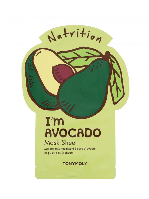 Koreosity_Tonymoly_Imreal_sheetmask_avocado