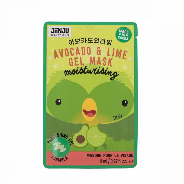Jiinju Avocado & Lime Gel Mask