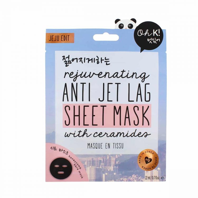 Oh K! Anti Jet Lag Sheet Mask