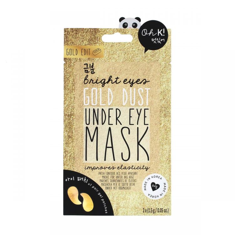 Oh K! Gold Dust Under Eye Mask