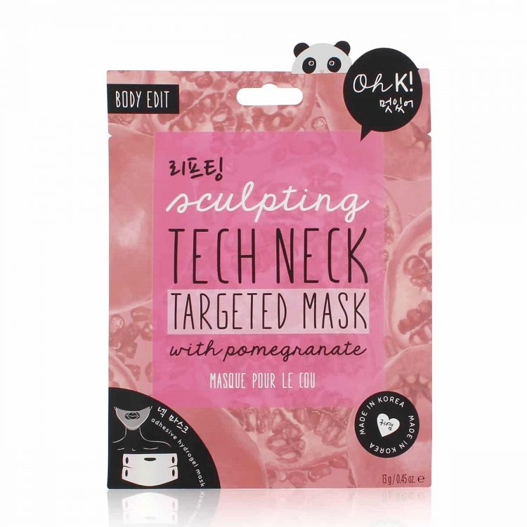 Oh K! Sculpting Tech Neck Mask