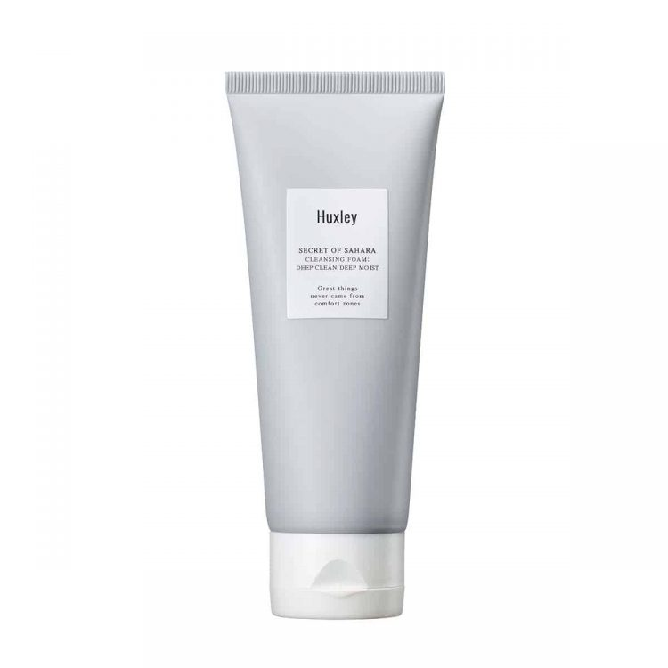 Huxley Cleansing Foam