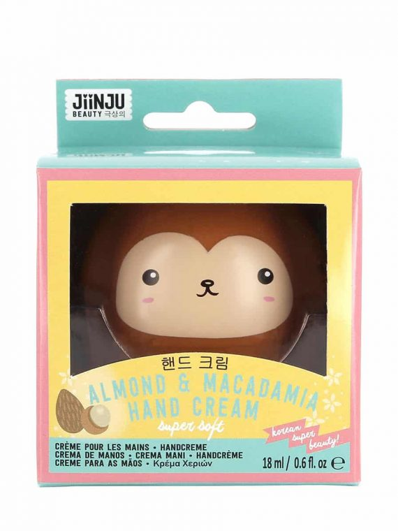 Jiinju Beauty Almond Macadamia Hand Cream