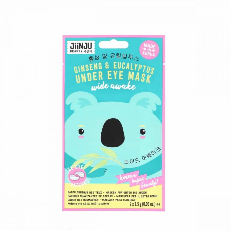 Jiinju Ginseng & Eucalyptus Under Eye Mask