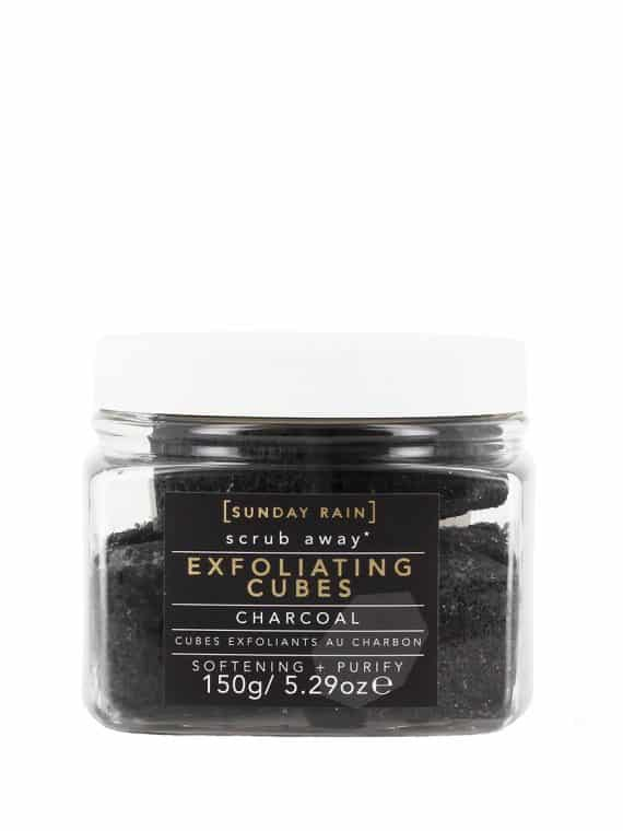 koreosity_sunday_rain_charcoal_exfoliating_cubes