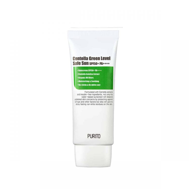 Purito Centella Green Level Sun SPF50