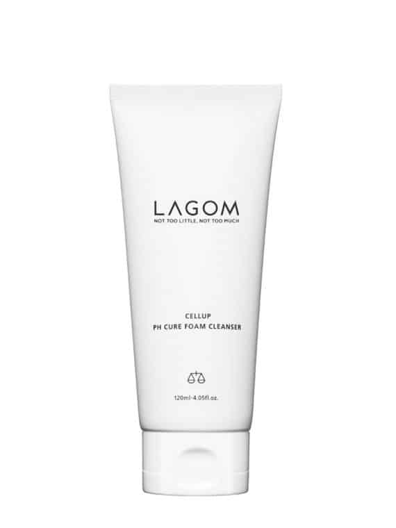 koreosity_lagom_cellup_ph_cure_foam_cleanser
